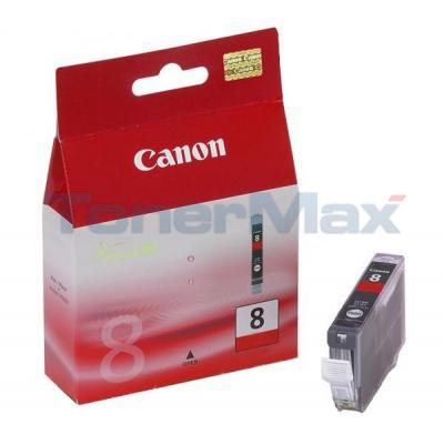 CANON PIXMA IP6600D CLI-8R INK TANK RED
